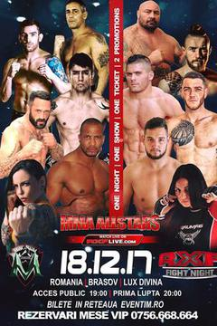 MMA Allstars 5 - RXF vs Magnum FC