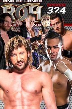 #3: ROH Wrestling: Episode #324