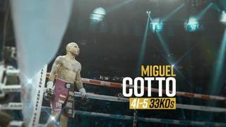 Miguel Cotto vs. Sadam Ali #2