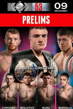 KOK World GP 2017 in Moldova: Prelims