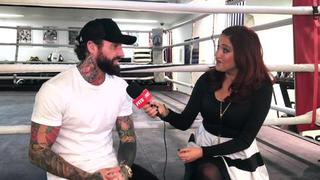 Aaron Chalmers Interview Highlights