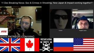 Breaking News 11 Dec- Hollywood Sex Scandal Comes To Wrestling