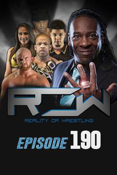 Reality of Wrestling: Episode 190