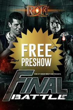 ROH Final Battle 2017: PRESHOW