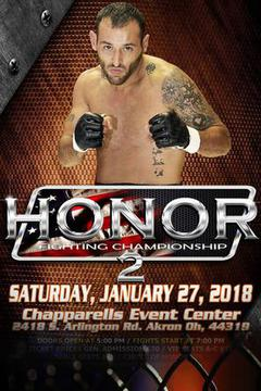 Honor Fighting Championship 2