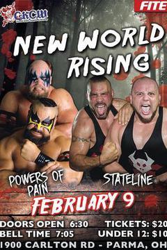 CKCW: New World Rising