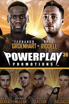 Powerplay 36 - Riddell vs. Groenhart