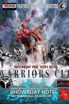 #1: Warriors Cup XXXV