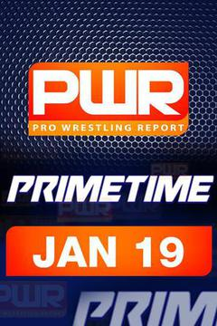 PWR PrimeTime Wrestling Talk TV -  January 19