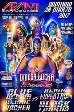 Omega Lucha: Houston Lucha Showdown 1