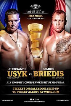 World Boxing Super Series: Usyk vs. Briedis