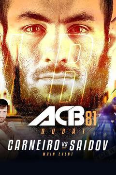 ACB 81: Saidov vs. Carneiro