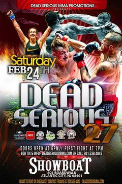 #1: Dead Serious 27