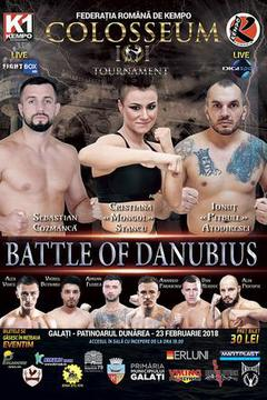 Colosseum Tournament: Battle of Danubius Promotion