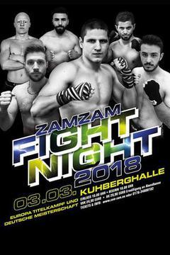 ZAM-ZAM Fight Night 6