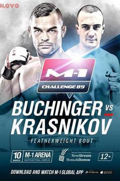 M-1 Challenge 89: Buchinger vs Krasnikov