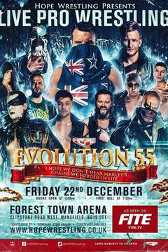 HOPE Wrestling: Evolution 55