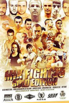 Mix Fight Event 35 Gold Edition