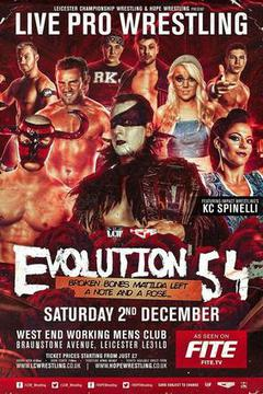 HOPE Wrestling: Evolution 54