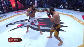 Acb 71: Saidov Vs. Alfaya Knockout Finish