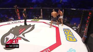 Acb 63: Luke Barnatt Vs Max Nunes - Knockout Finish