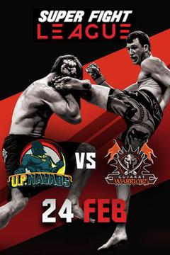 Super Fight League: Nawabs vs Warriors