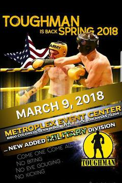 #3: Toughman is Back, Spring 2018: March 9