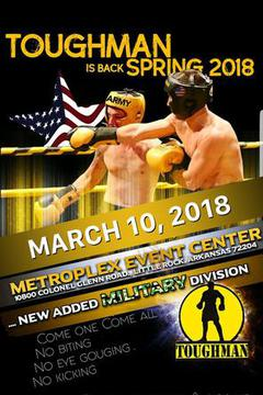 Toughman is Back, Spring 2018: March 10
