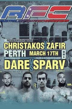 Australian Fighting Championship 22 (Tape Delay)