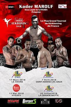 Partouche Kickboxing Tour