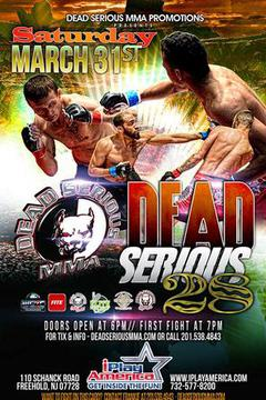 #3: Dead Serious 28 - Mike Gonzalez vs Andrew Smith