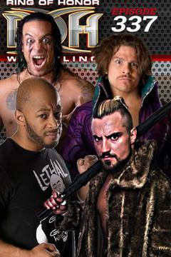 #3: ROH Wrestling: Episode #337
