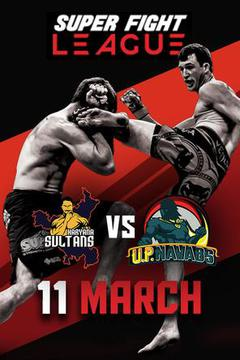 Super Fight League: Sultans vs vs Nawabs (Semi-Finals)