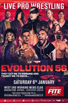 HOPE Wrestling: Evolution 56