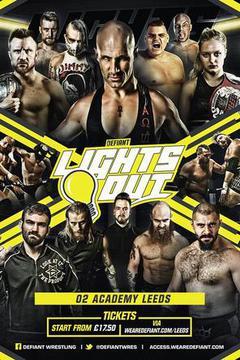 Defiant Wrestling: Lights Out '18