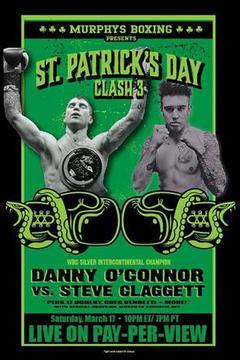 Danny O'Connor vs Steve Claggett