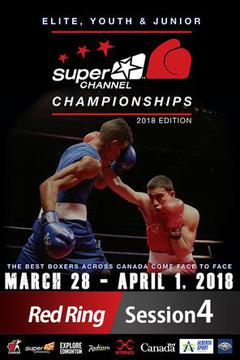 2018 Super Channel Championships Session 4, Ring 1