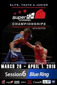 2018 Super Channel Championships Session 6, Ring 2