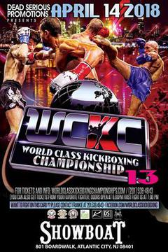 World Class Kickboxing Championship 13 (Tape Delay)