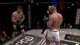 Wcmma 32 Lee Cook Vs Neil Blackman Highlight