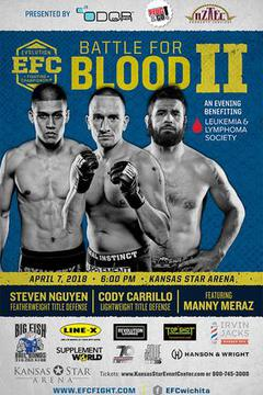 EFC 8: Battle for Blood II