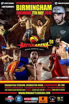 Battle Arena 51