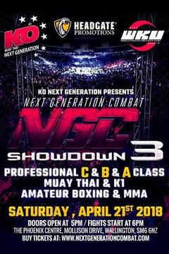 Next Generation Combat 3 - It's Going To Be A Mad Ting