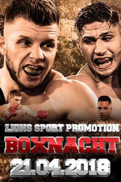 Leo's Boxnacht 4 - Attila Koros vs Alexandar Rigas