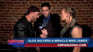 Cwfa - Alex Salyers And Miracle Mike James Promo