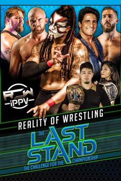 Reality of Wrestling: The Last Stand (Tape Delay)