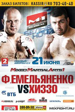 Fedor Emelianenko vs. Pedro Rizzo: M-1 2012