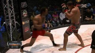 X-1 48: Ray Cooper Vs Charles Bennett Ko Highlight