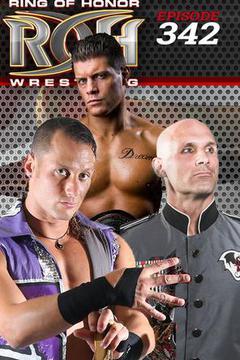 ROH Wrestling: Episode #342