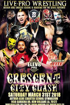 ELEV8 Pro: Crescent City Clash